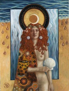 Venus by Jake Baddeley